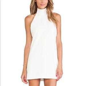 Solace London Anther Mini Dress Cream